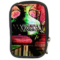 Three Earthen Vases Compact Camera Cases