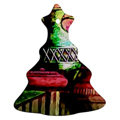Three Earthen Vases Ornament (Christmas Tree)