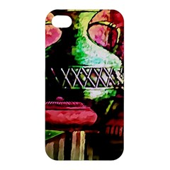 Three Earthen Vases Apple iPhone 4/4S Hardshell Case