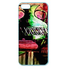 Three Earthen Vases Apple Seamless Iphone 5 Case (color)