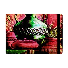Three Earthen Vases Apple Ipad Mini Flip Case