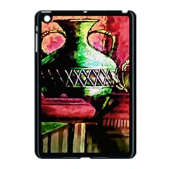 Three Earthen Vases Apple iPad Mini Case (Black)