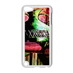 Three Earthen Vases Apple iPod Touch 5 Case (White)