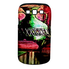 Three Earthen Vases Samsung Galaxy S III Classic Hardshell Case (PC+Silicone)