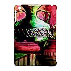 Three Earthen Vases Apple Ipad Mini Hardshell Case (compatible With Smart Cover)