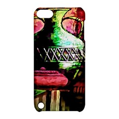 Three Earthen Vases Apple Ipod Touch 5 Hardshell Case With Stand