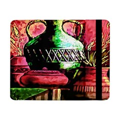 Three Earthen Vases Samsung Galaxy Tab Pro 8 4  Flip Case