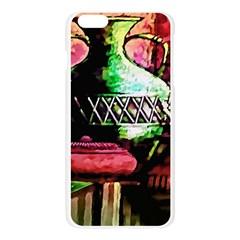 Three Earthen Vases Apple Seamless iPhone 6 Plus/6S Plus Case (Transparent)
