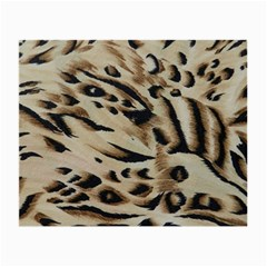 Tiger Animal Fabric Patterns Small Glasses Cloth (2 Side)
