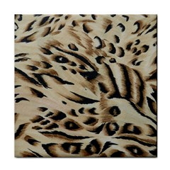 Tiger Animal Fabric Patterns Face Towel