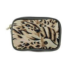 Tiger Animal Fabric Patterns Coin Purse