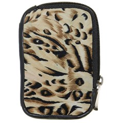 Tiger Animal Fabric Patterns Compact Camera Cases