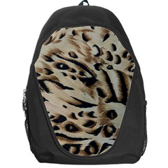 Tiger Animal Fabric Patterns Backpack Bag