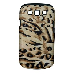 Tiger Animal Fabric Patterns Samsung Galaxy S Iii Classic Hardshell Case (pc+silicone)