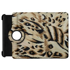 Tiger Animal Fabric Patterns Kindle Fire HD 7