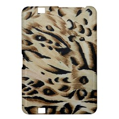 Tiger Animal Fabric Patterns Kindle Fire HD 8.9