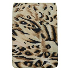 Tiger Animal Fabric Patterns Flap Covers (l)