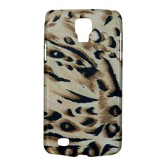 Tiger Animal Fabric Patterns Galaxy S4 Active