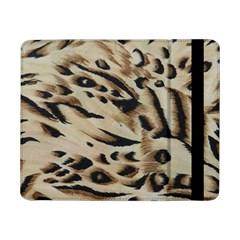 Tiger Animal Fabric Patterns Samsung Galaxy Tab Pro 8 4  Flip Case