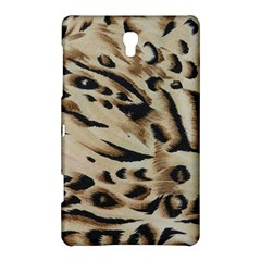 Tiger Animal Fabric Patterns Samsung Galaxy Tab S (8.4 ) Hardshell Case