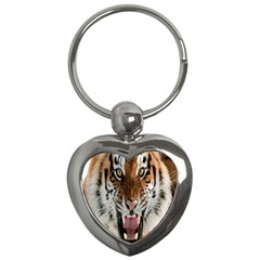 Tiger  Key Chains (heart)