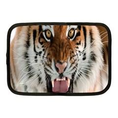 Tiger  Netbook Case (medium)