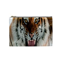 Tiger  Cosmetic Bag (medium)