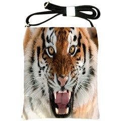 Tiger  Shoulder Sling Bags