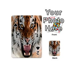 Tiger  Playing Cards 54 (mini)