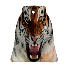 Tiger  Bell Ornament (Two Sides)
