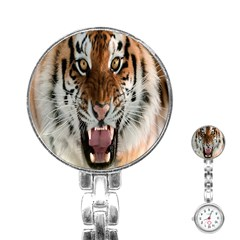Tiger  Stainless Steel Nurses Watch