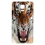 Tiger  Galaxy Note 4 Back Case Front