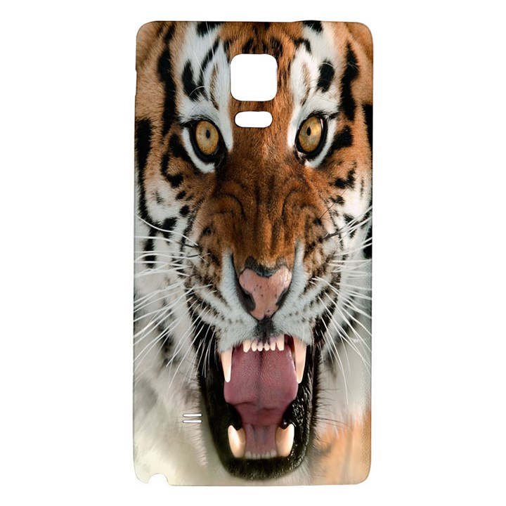 Tiger  Galaxy Note 4 Back Case
