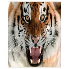 Tiger  Drawstring Bag (Small)