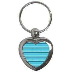The Background Strips Key Chains (heart)