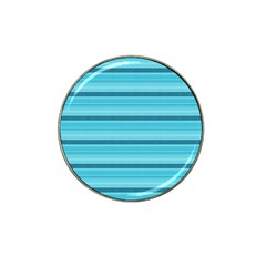 The Background Strips Hat Clip Ball Marker