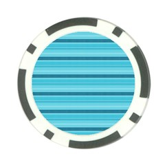 The Background Strips Poker Chip Card Guard