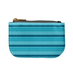 The Background Strips Mini Coin Purses