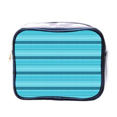 The Background Strips Mini Toiletries Bags