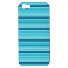 The Background Strips Apple Iphone 5 Hardshell Case