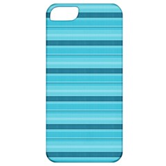 The Background Strips Apple iPhone 5 Classic Hardshell Case