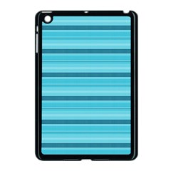 The Background Strips Apple Ipad Mini Case (black)