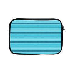 The Background Strips Apple Ipad Mini Zipper Cases