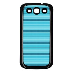 The Background Strips Samsung Galaxy S3 Back Case (black)