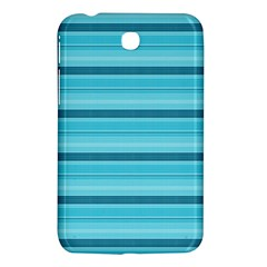 The Background Strips Samsung Galaxy Tab 3 (7 ) P3200 Hardshell Case