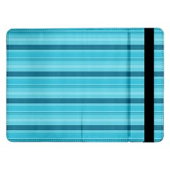 The Background Strips Samsung Galaxy Tab Pro 12 2  Flip Case