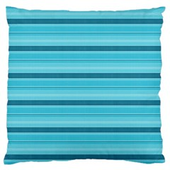 The Background Strips Standard Flano Cushion Case (two Sides)