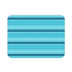 The Background Strips Double Sided Flano Blanket (Mini)