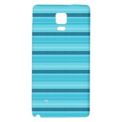 The Background Strips Galaxy Note 4 Back Case