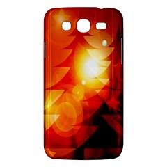Tree Trees Silhouettes Silhouette Samsung Galaxy Mega 5 8 I9152 Hardshell Case